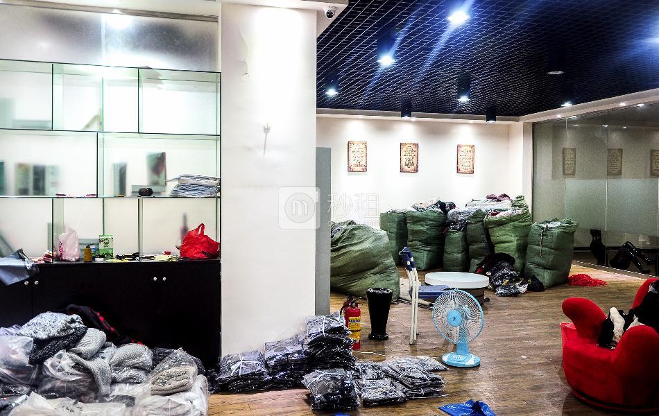 鼎昌商务中心写字楼出租300平米简装办公室50元/m².月