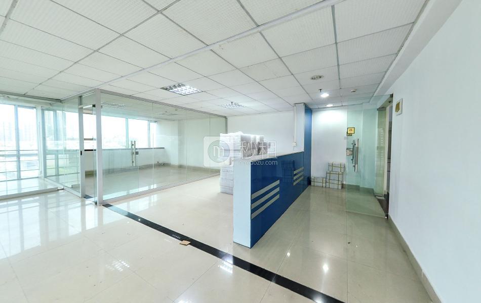 创建大厦(西乡)写字楼出租198平米精装办公室55元/m².月