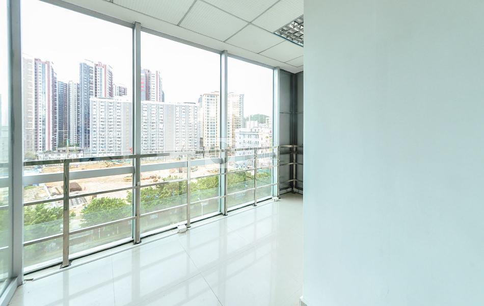 创建大厦(西乡)写字楼出租82平米精装办公室50元/m².月
