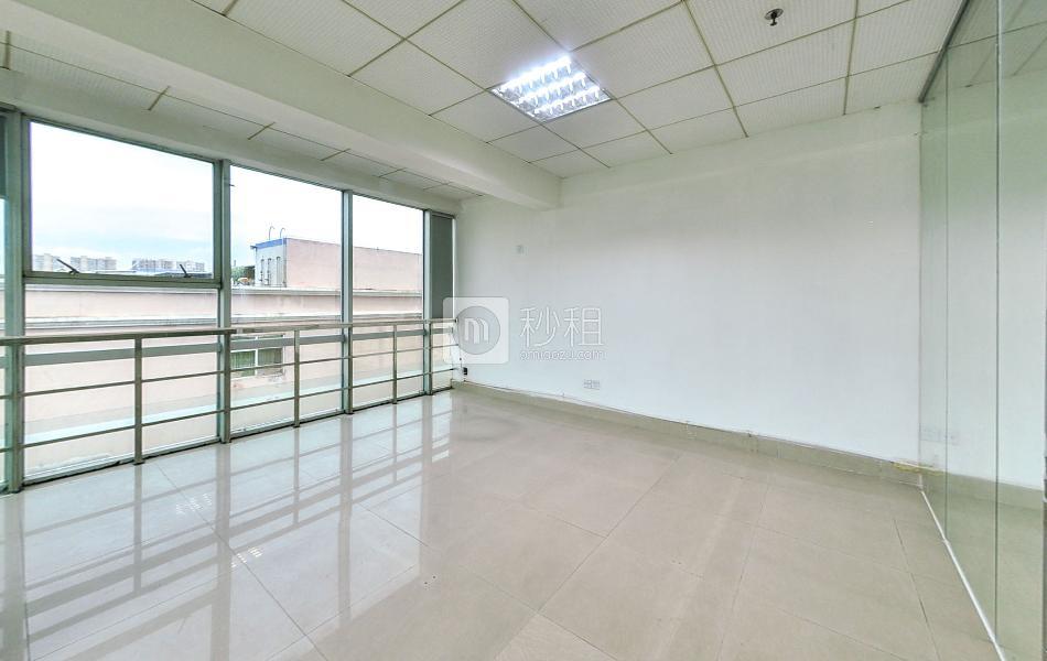 创建大厦(西乡)写字楼出租136平米精装办公室50元/m².月