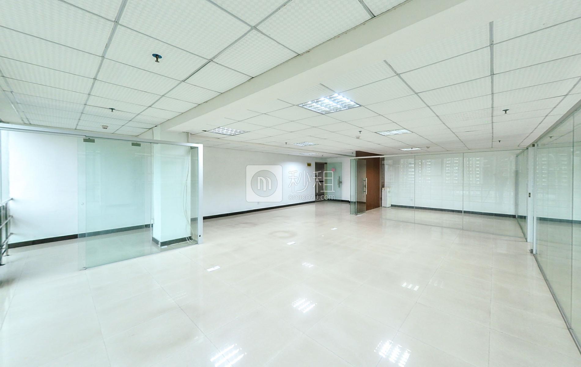 创建大厦(西乡)写字楼出租156平米精装办公室50元/m².月