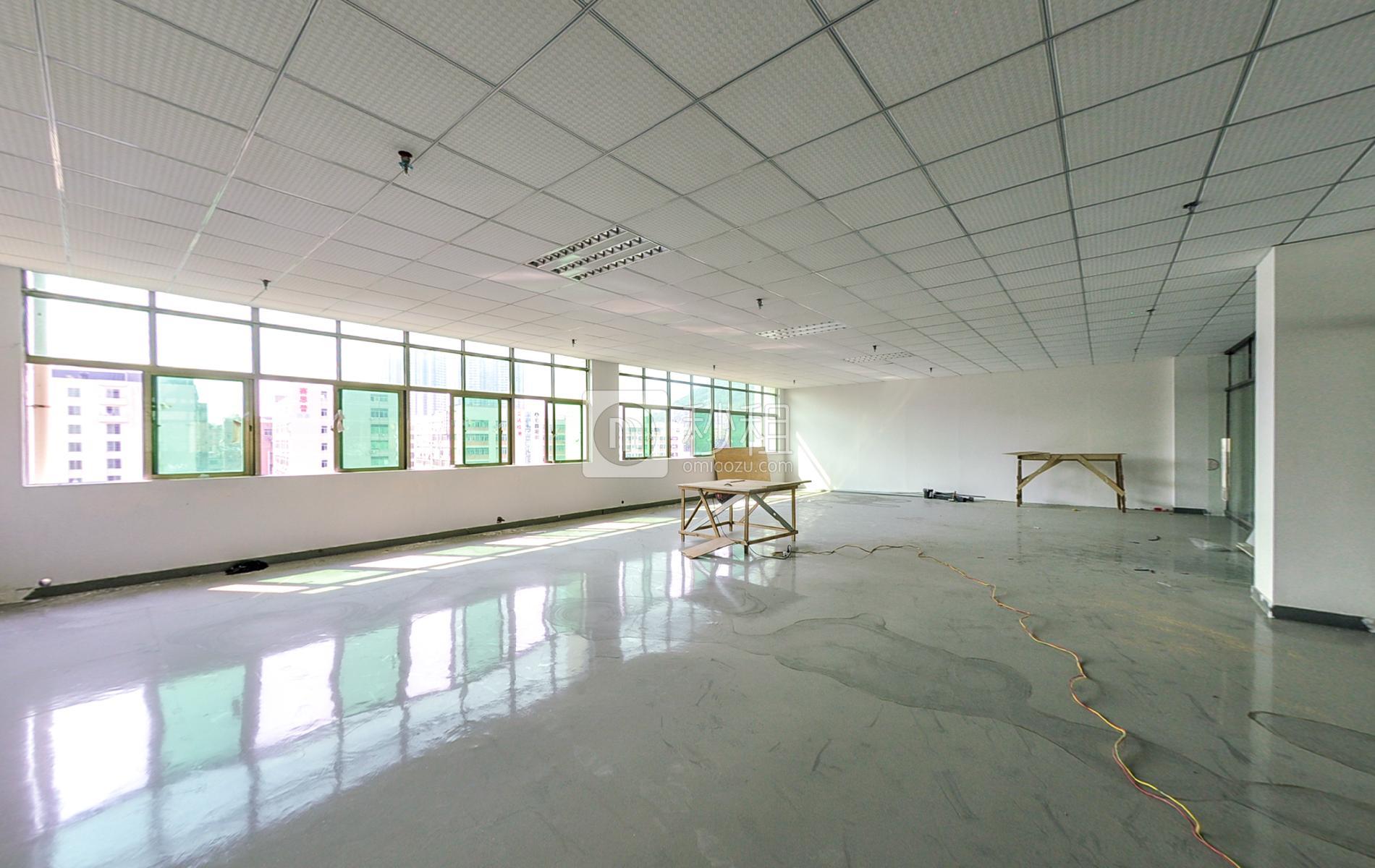 洪盛科技园写字楼出租100平米简装办公室35元/m².月