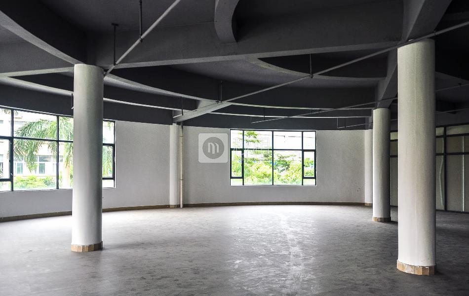 创锦创业产业园写字楼出租420平米简装办公室78元/m².月
