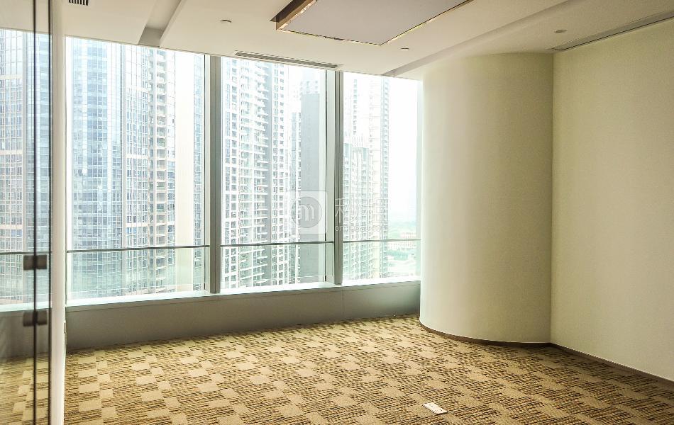 环球都会广场写字楼出租392平米豪装办公室155元/m².月