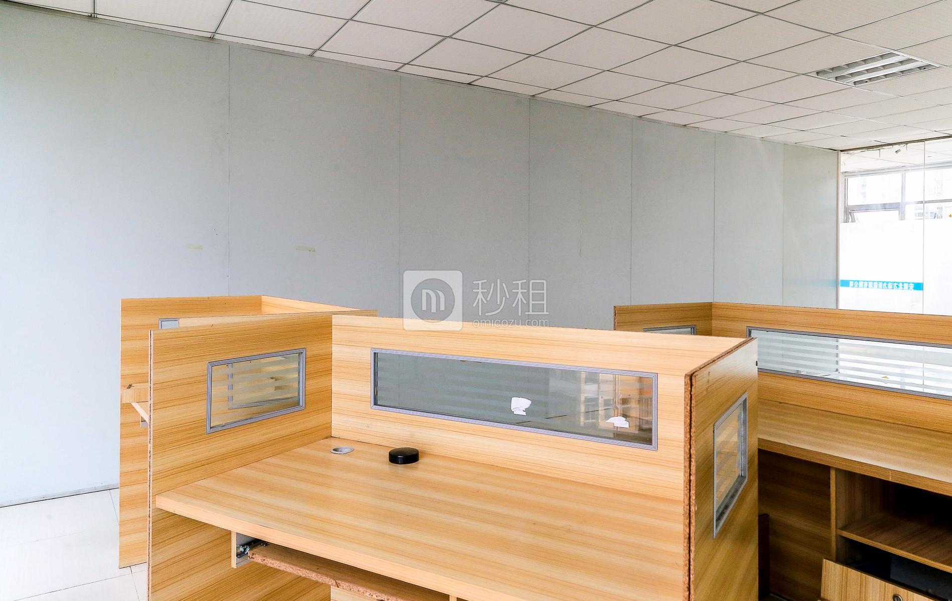 汇益达科技楼写字楼出租252平米精装办公室45元/m².月