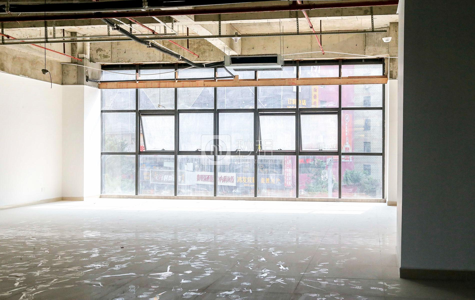 锦华大厦写字楼出租393平米简装办公室55元/m².月