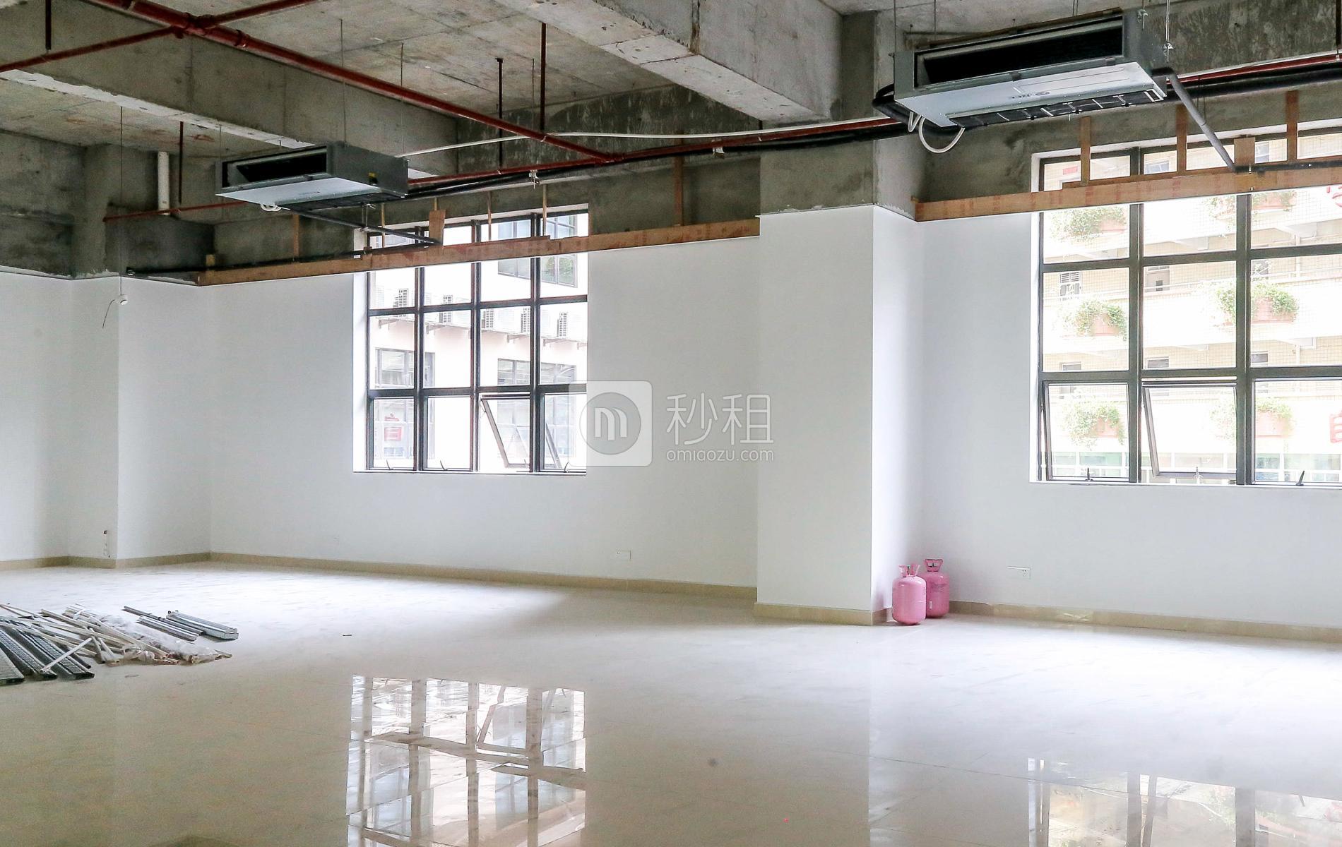 锦华大厦写字楼出租204平米简装办公室55元/m².月