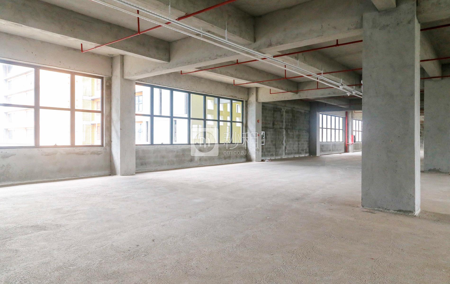 锦绣科学园写字楼出租153平米毛坯办公室45元/m².月