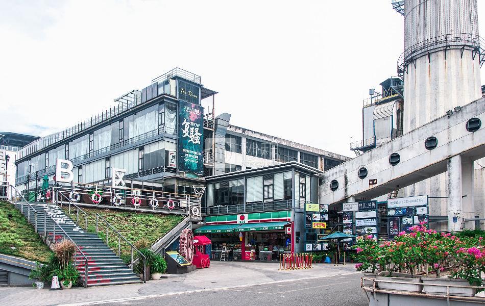 珠江琶醍啤酒文化创意区