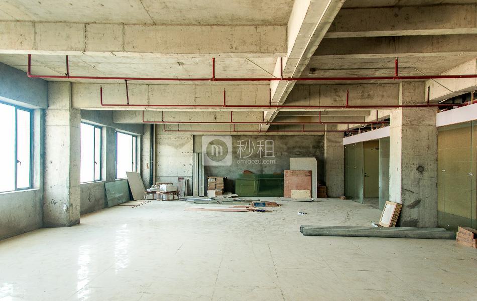 盛美大厦写字楼出租1678平米简装办公室48元/m².月