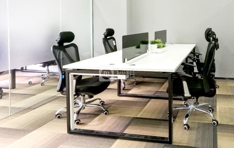 天汇大厦-小马空间写字楼出租20平米精装办公室3200元/间.月