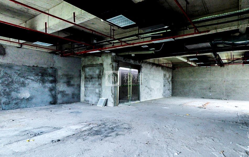 富基PARK国际大厦写字楼出租205平米毛坯办公室130元/m².月