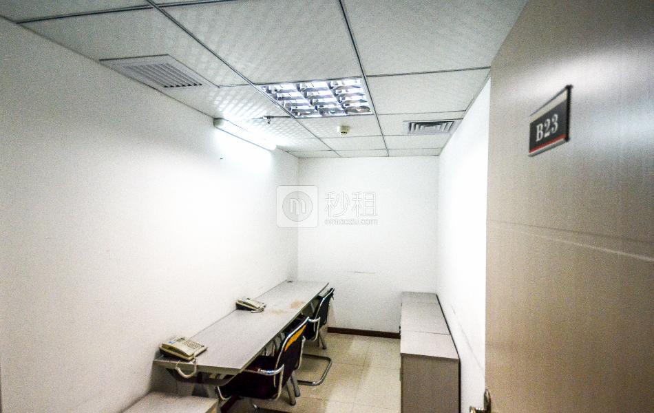 南方证券-创富港写字楼出租5平米精装办公室2540元/间.月
