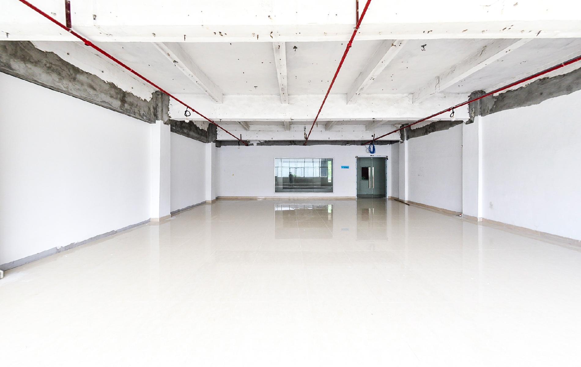 渡创云谷写字楼出租263平米简装办公室32元/m².月