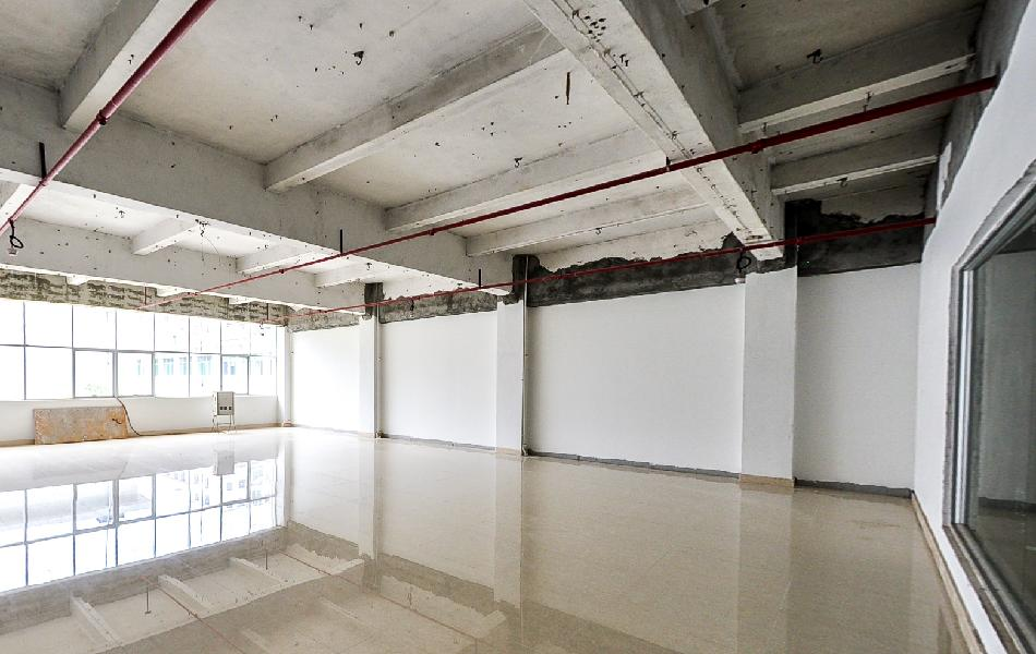 渡创云谷写字楼出租58平米精装办公室36元/m².月