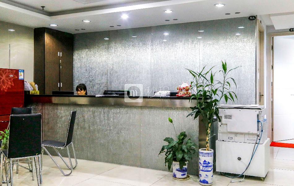 创富港-大中华国际金融中心