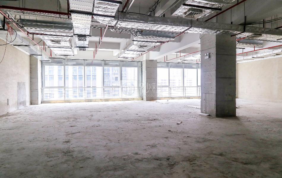 超多维科技大厦写字楼出租1400平米毛坯办公室170元/m².月