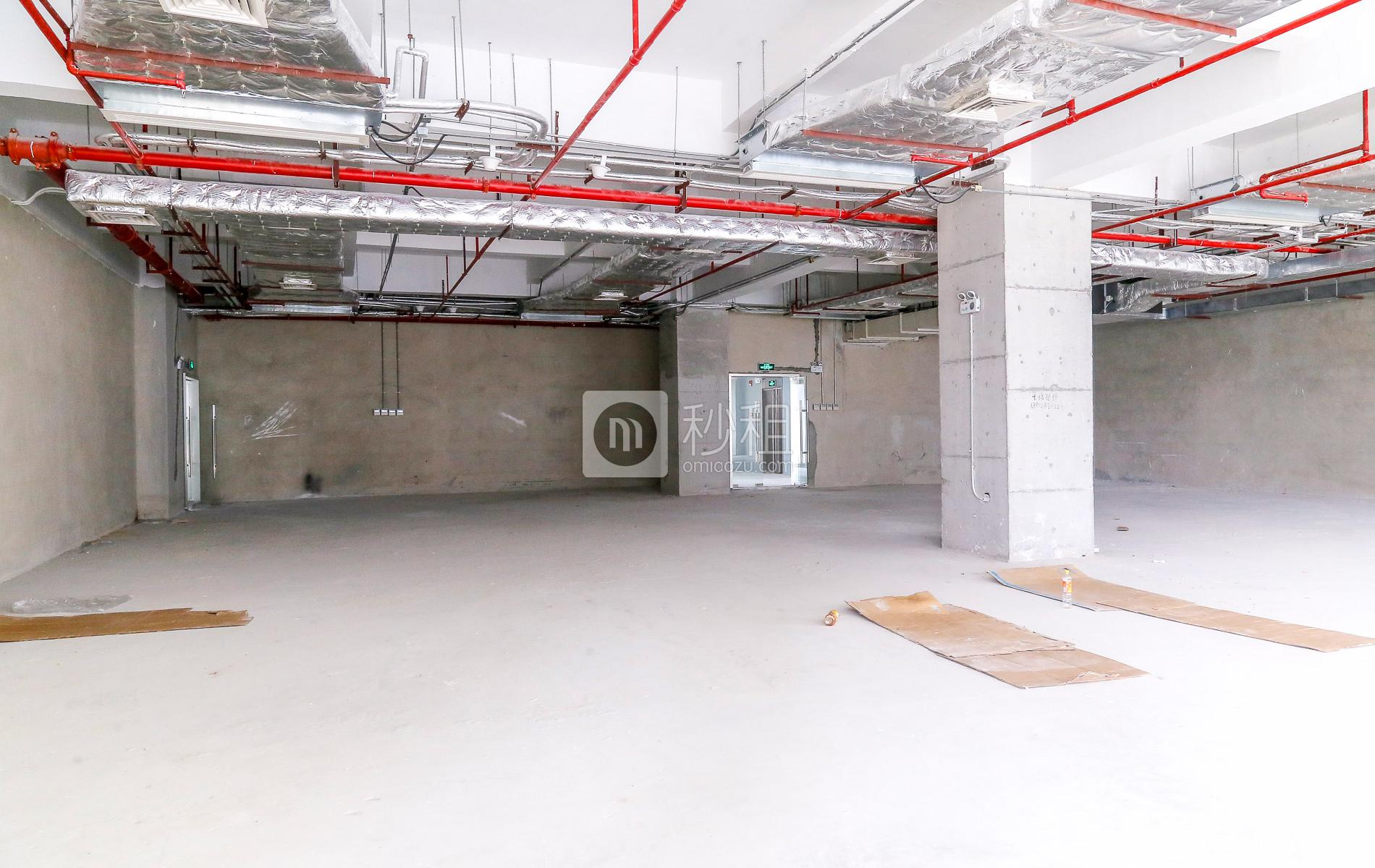 超多维科技大厦写字楼出租1000平米毛坯办公室150元/m².月
