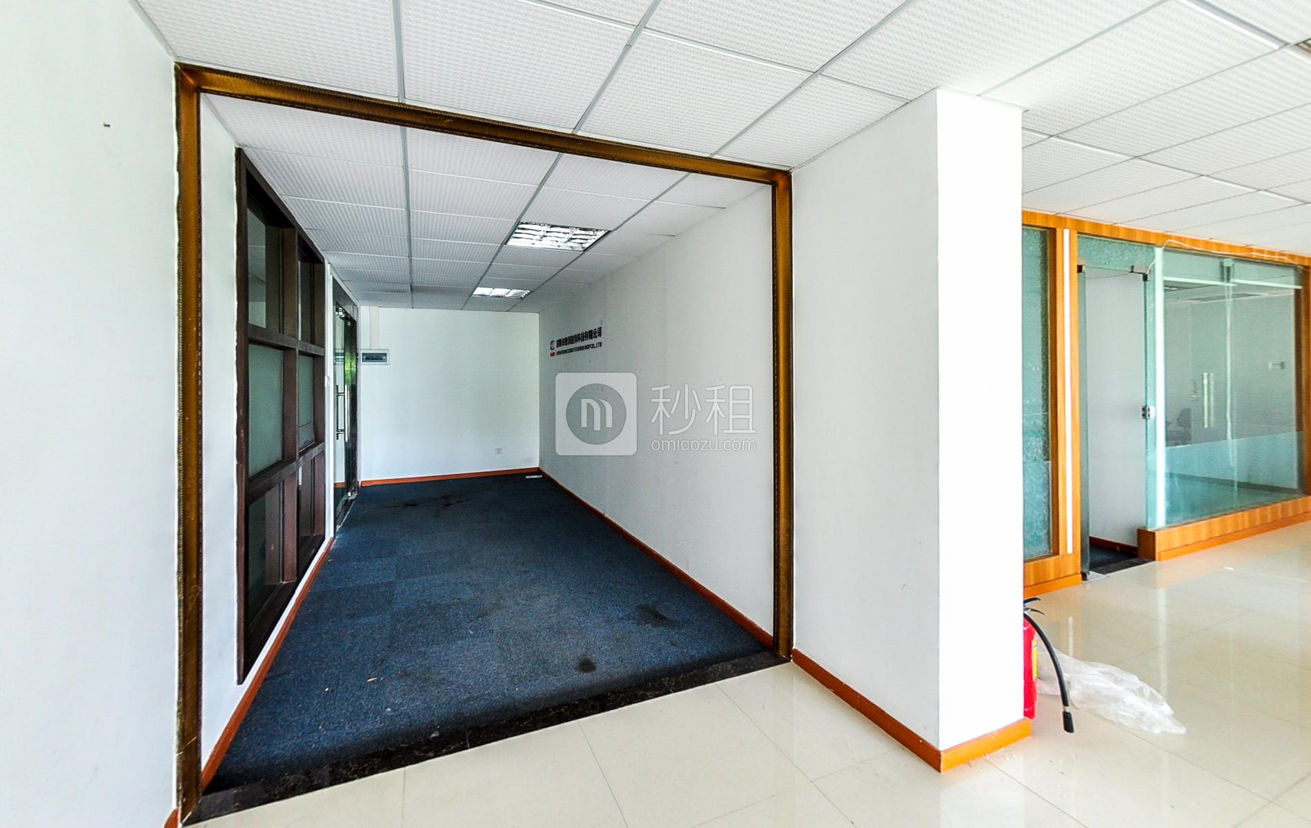科技园坚达大厦写字楼出租220平米精装办公室70元/m².月