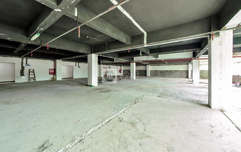 创世纪商务中心写字楼出租206平米精装办公室65元/m².月