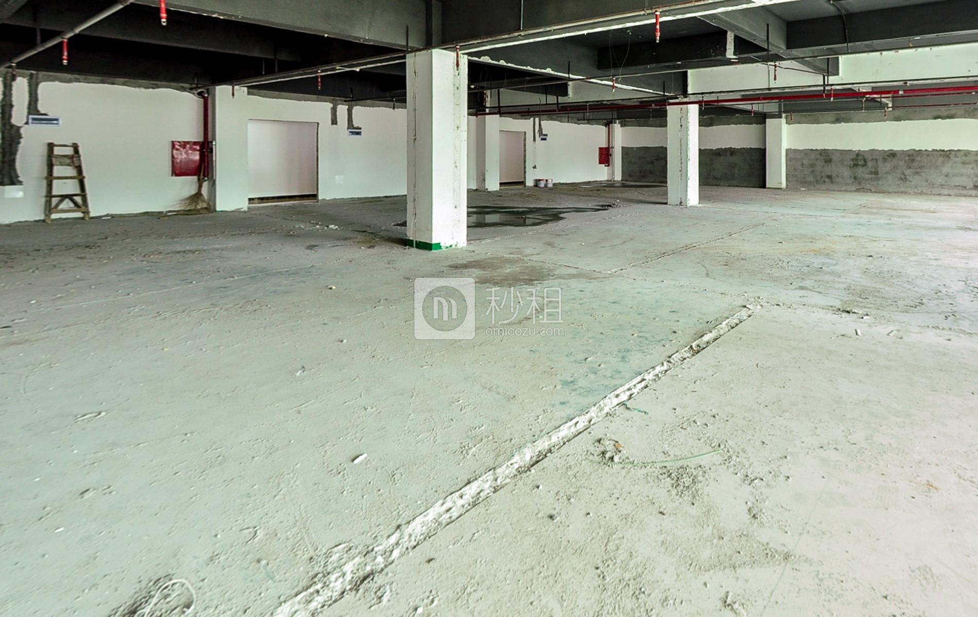 创世纪商务中心写字楼出租255平米精装办公室65元/m².月
