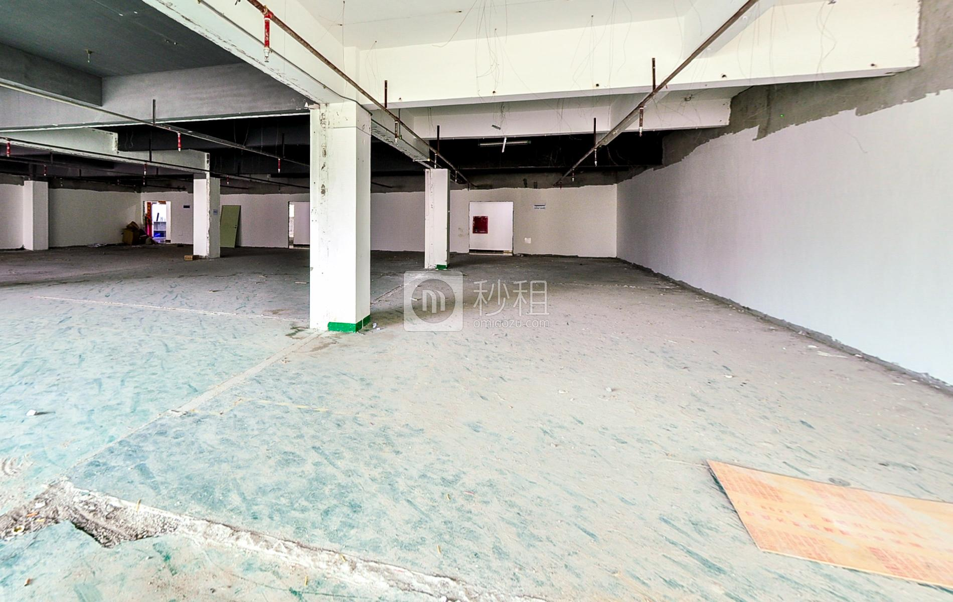 创世纪商务中心写字楼出租255平米精装办公室68元/m².月