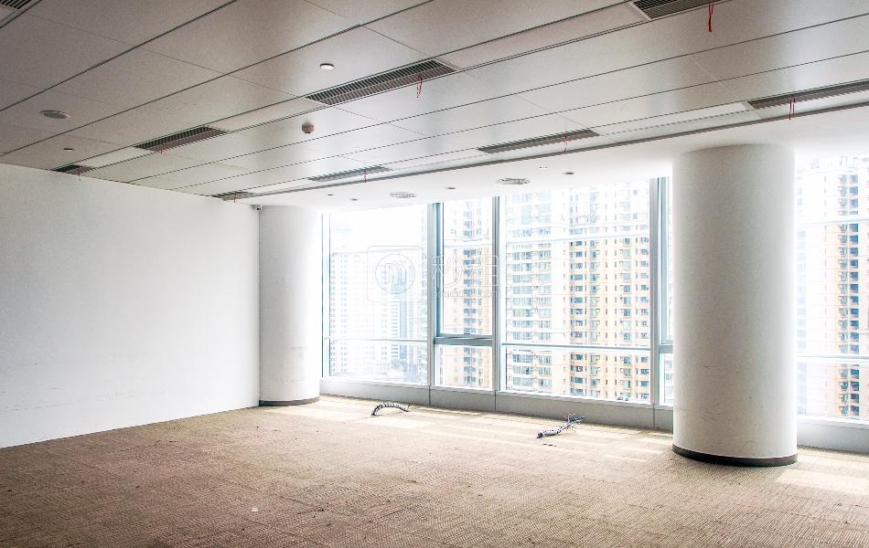 雅居乐中心写字楼出租380平米简装办公室220元/m².月