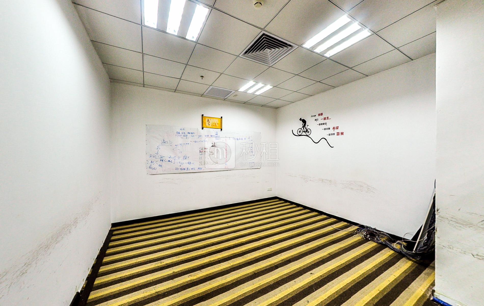 枫叶城市酒店-天信中心写字楼出租268平米精装办公室88元/m².月