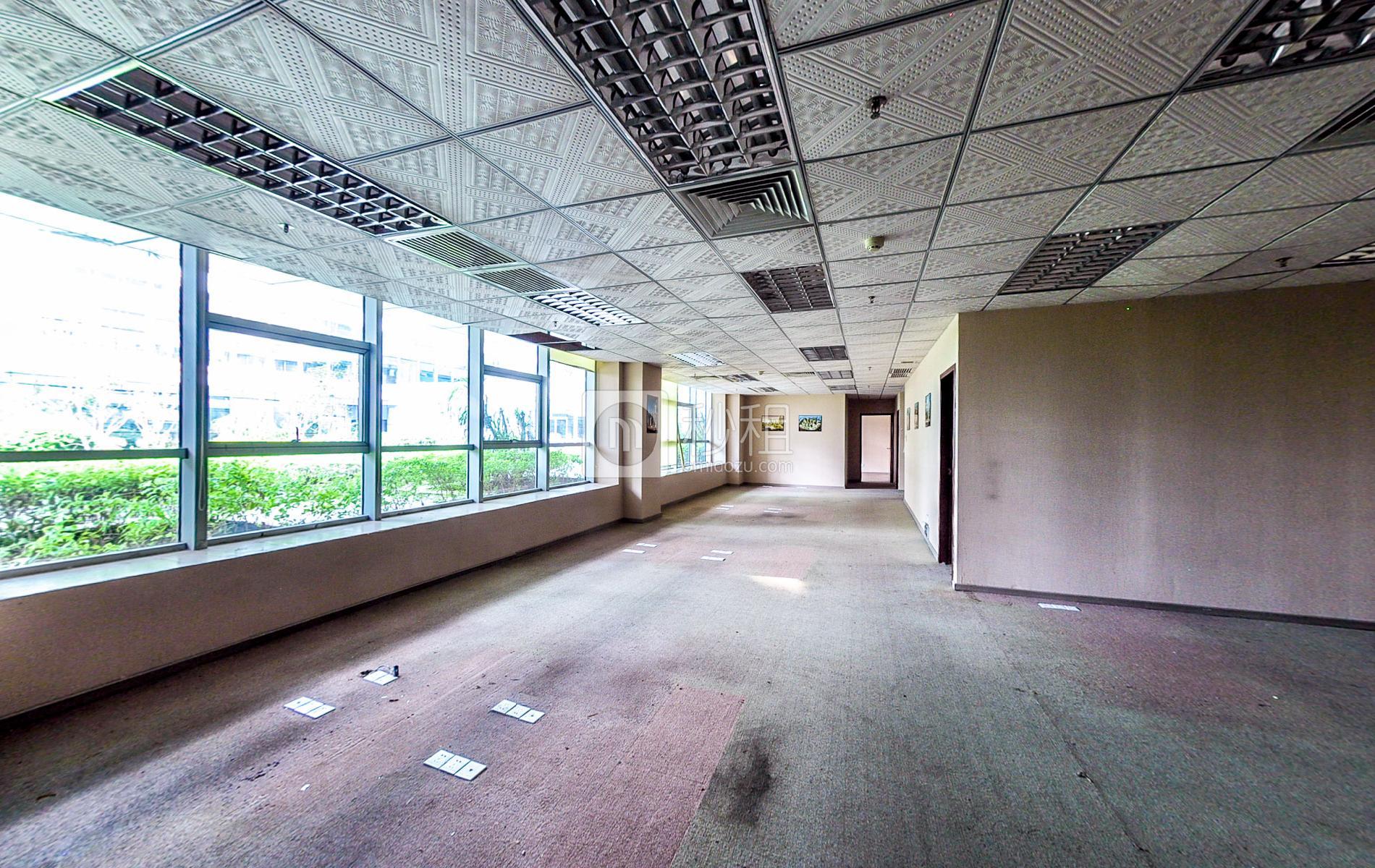 恒裕中心写字楼出租210平米精装办公室110元/m².月