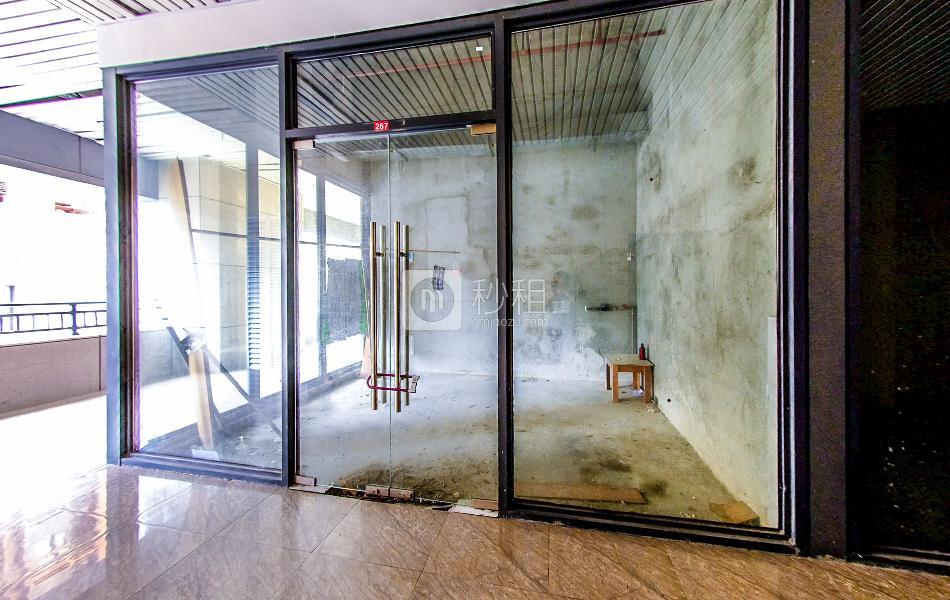 华盛盛荟名庭写字楼出租45平米毛坯办公室180元/m².月