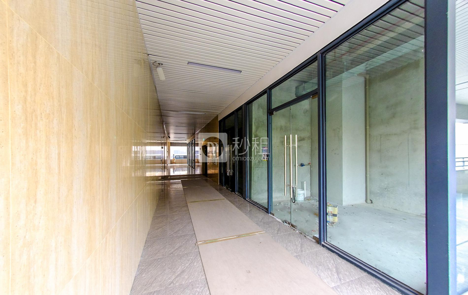 华盛盛荟名庭写字楼出租120平米毛坯办公室180元/m².月
