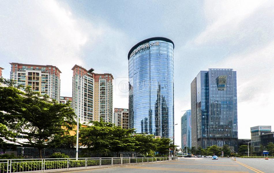 国际西岸商务大厦