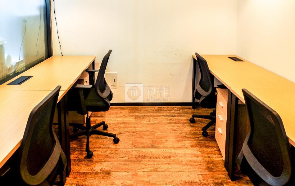 富力盈凯广场-cowork酷窝写字楼出租11平米豪装办公室7600元/间.月