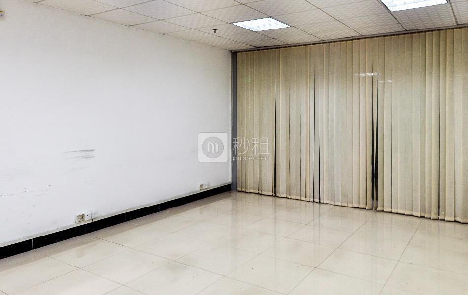 金豪商务大厦写字楼出租213平米简装办公室75元/m².月
