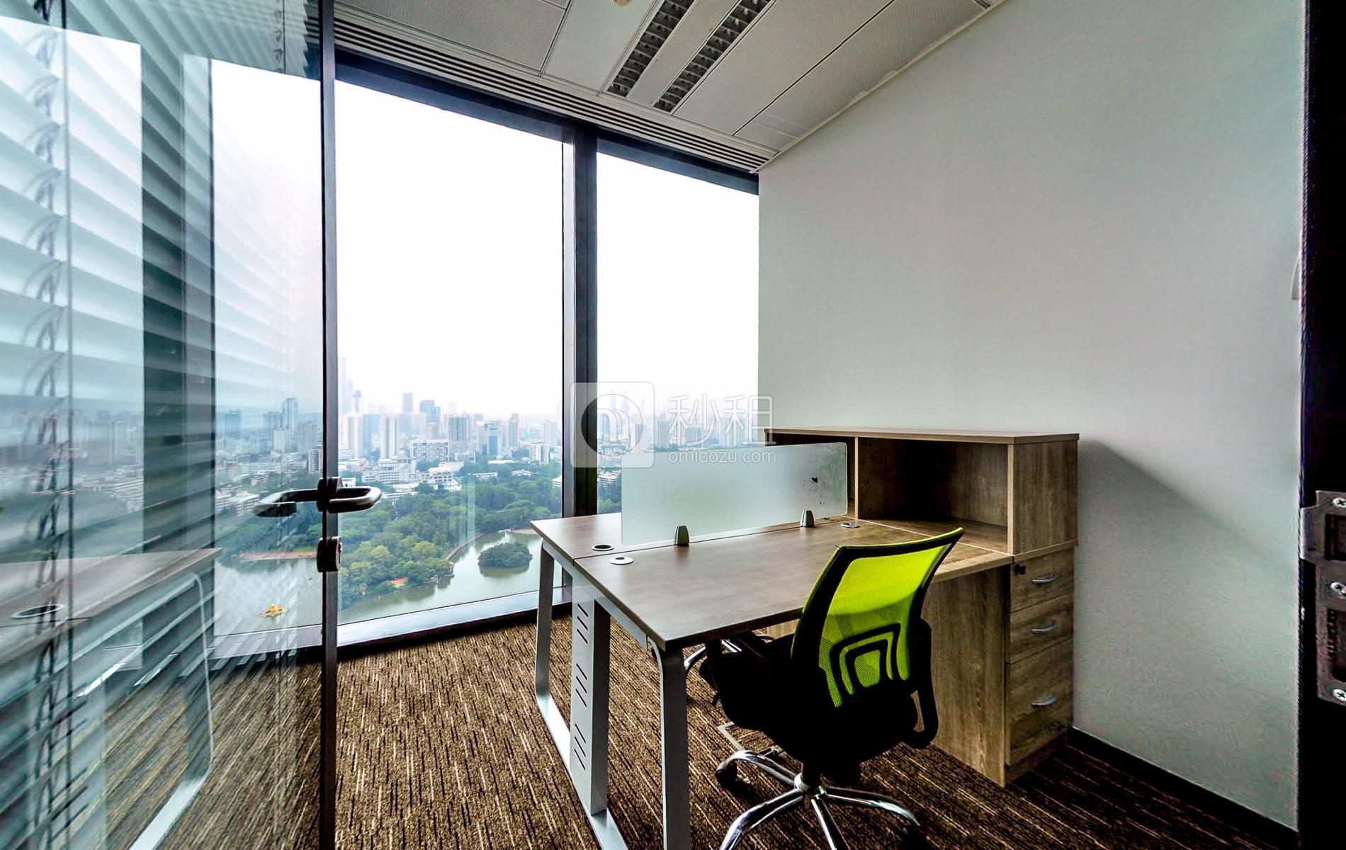 京基100大厦-MFG商务中心写字楼出租610平米豪装办公室230元/m².月