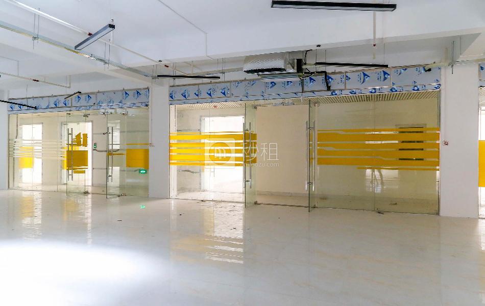 鼎尚时代写字楼出租381平米精装办公室50元/m².月
