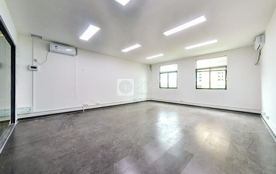 金盒子联合办公空间写字楼出租105平米精装办公室65元/m².月