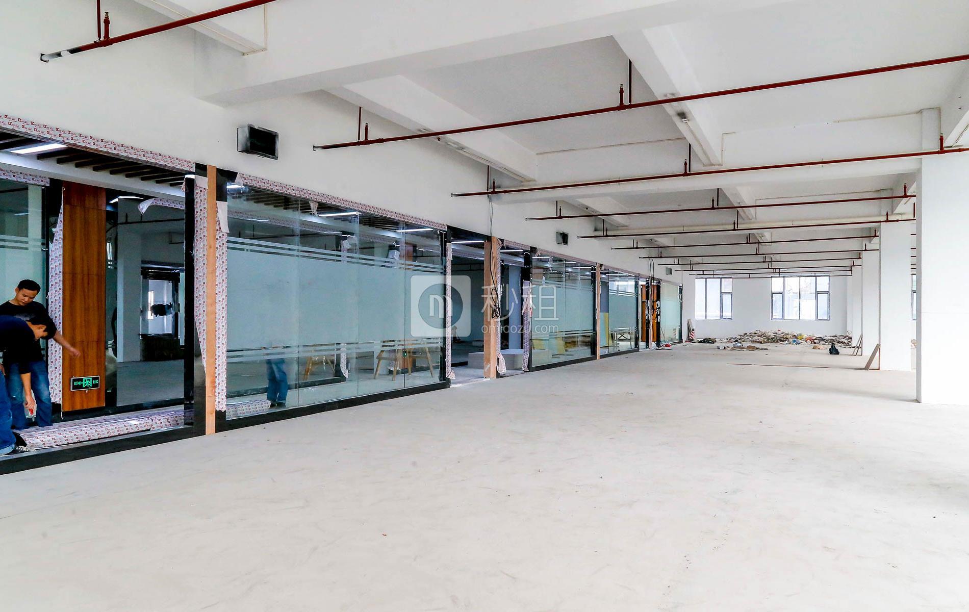 大众创业园写字楼出租118平米简装办公室43元/m².月