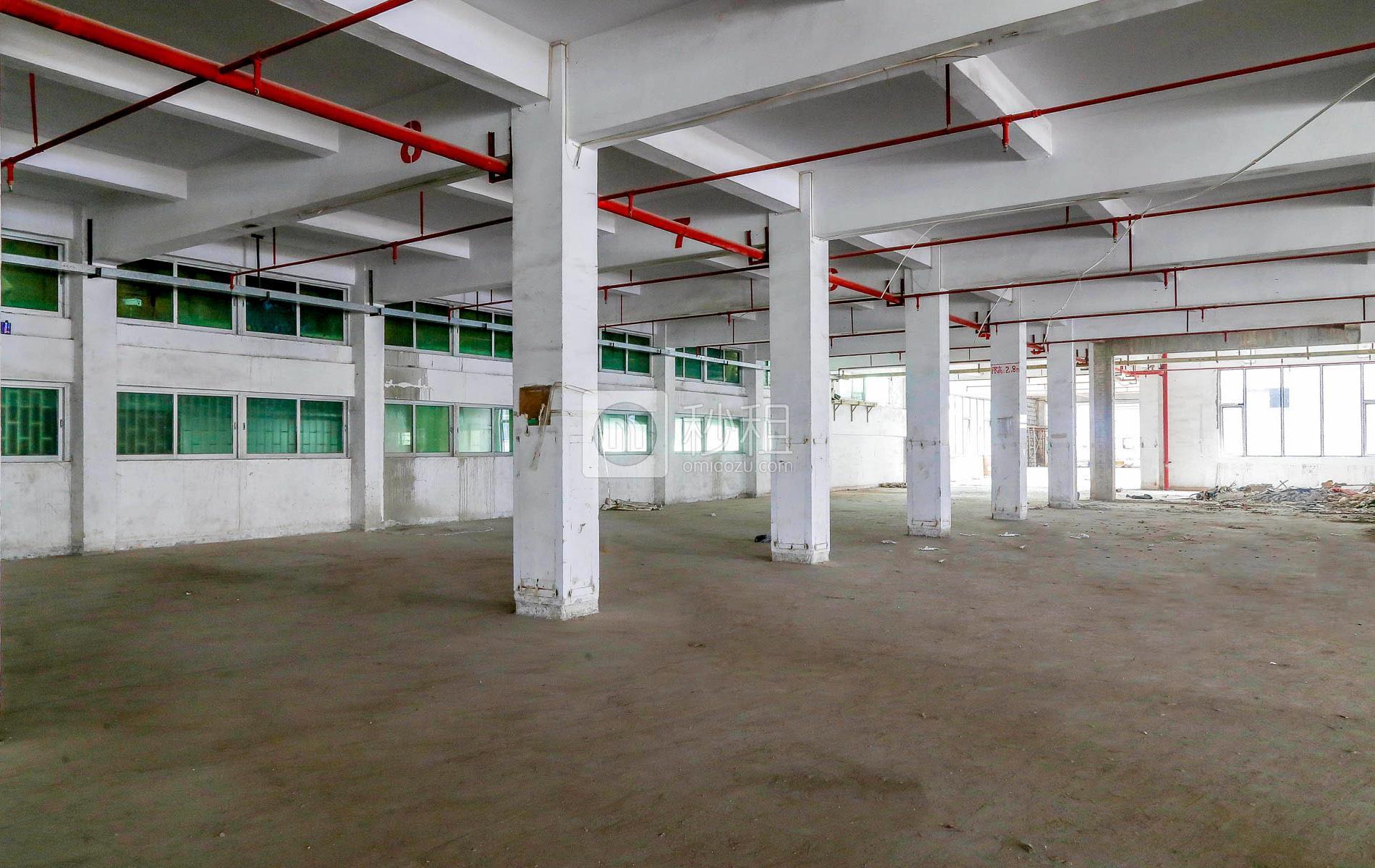大众创谷写字楼出租278平米简装办公室43元/m².月
