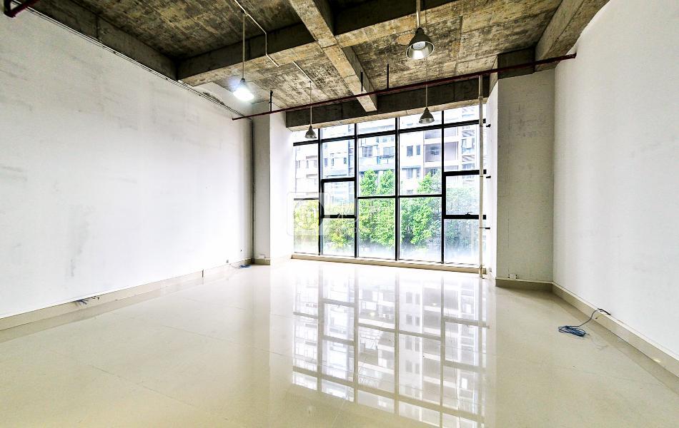 蚝业雅苑写字楼出租88平米精装办公室70元/m².月