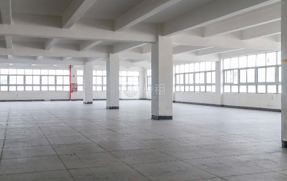 明禧产业园写字楼出租247平米精装办公室45元/m².月