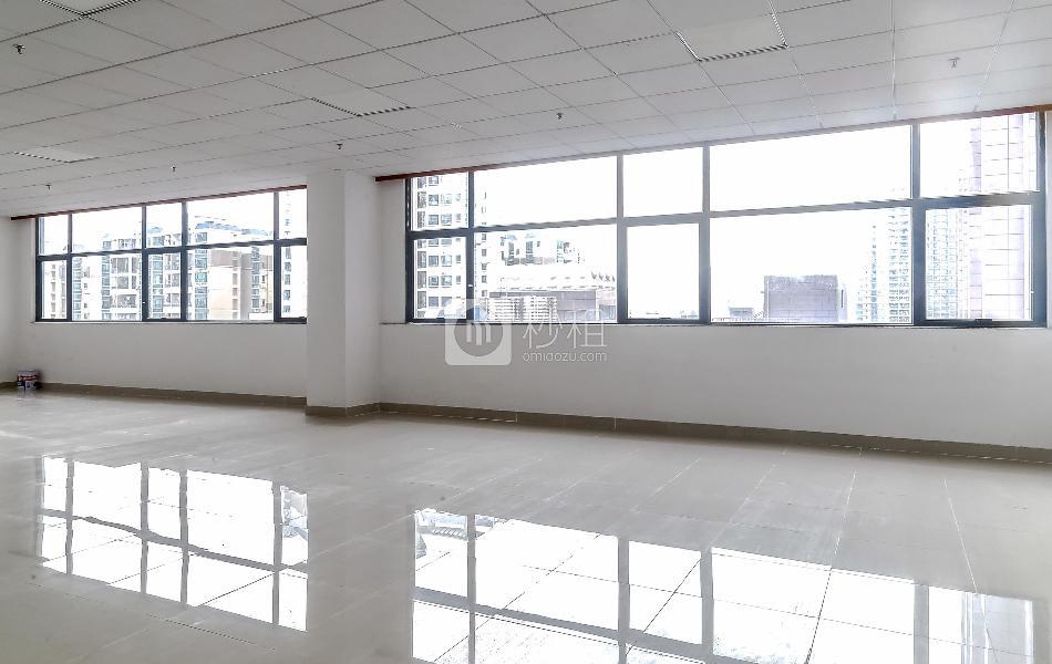 华丰互联网+创意园写字楼出租378平米精装办公室56元/m².月