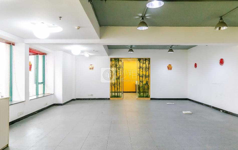 南方国际广场写字楼出租151平米精装办公室16000元/间.月