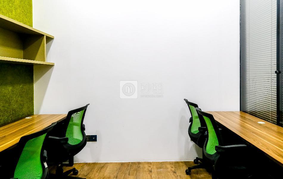 世杰商务中心-赛格科技园写字楼出租25平米精装办公室5080元/间.月