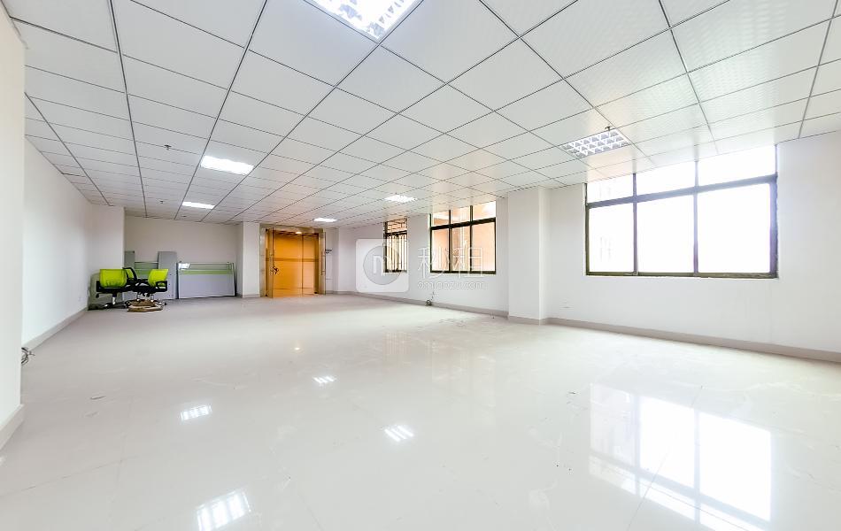 盈昌盛大廈寫字樓出租117平米簡裝辦公室33元/m2.月