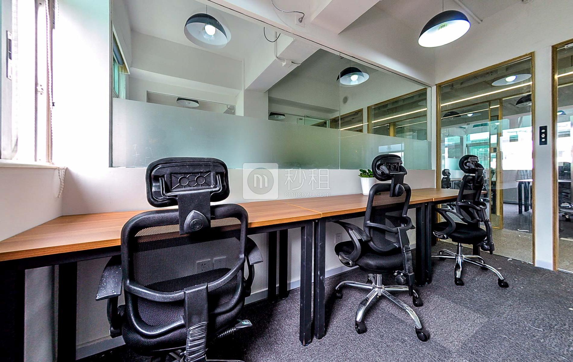 科苑西工业区-思微SimplyWork5.0写字楼出租15平米豪装办公室4650元/间.月