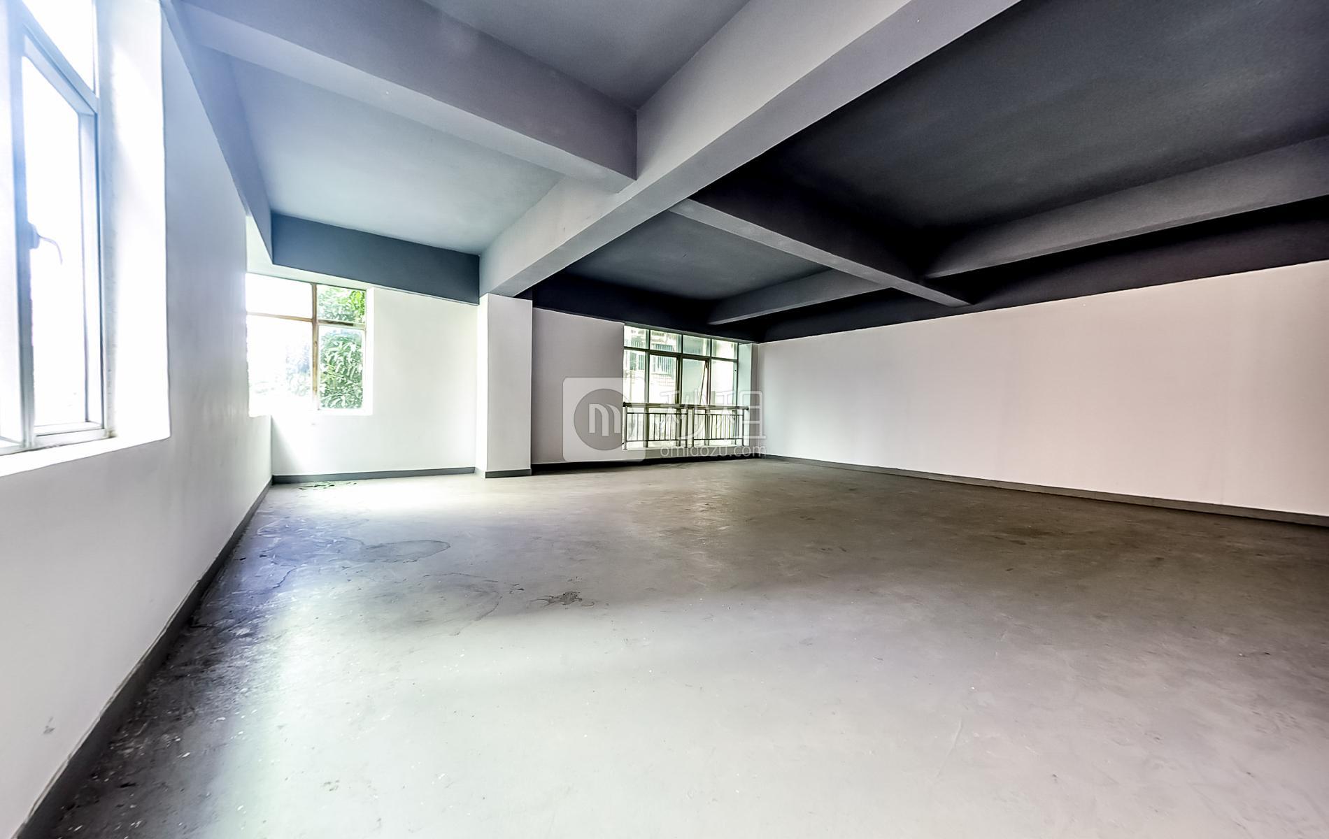 和云谷大厦写字楼出租168平米简装办公室65元/m².月