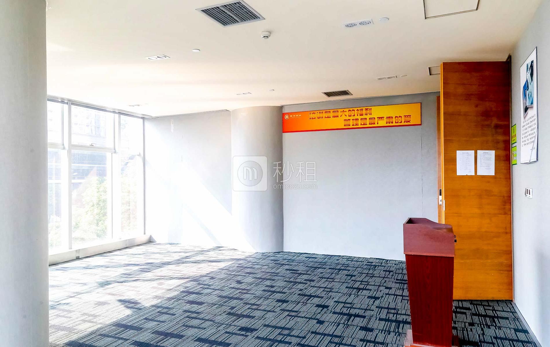 鸿隆世纪广场写字楼出租875平米精装办公室140元/m².月