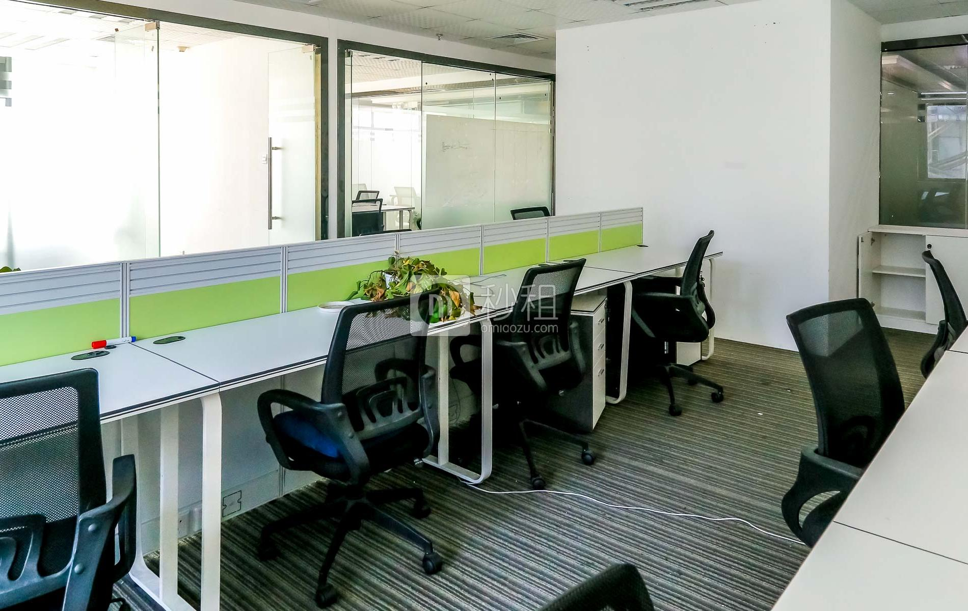 高新技术产业园写字楼出租147平米精装办公室120元/m².月