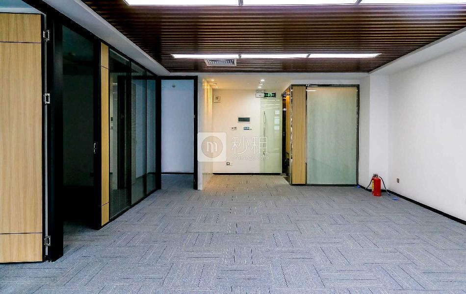 中科大厦写字楼出租275平米精装办公室168元/m².月